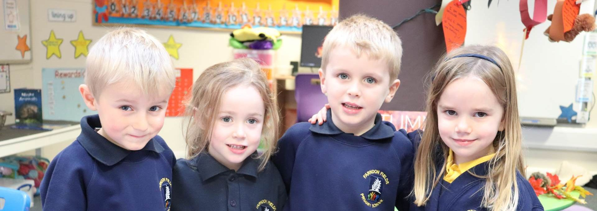 Life at Farndon Fields Primary School